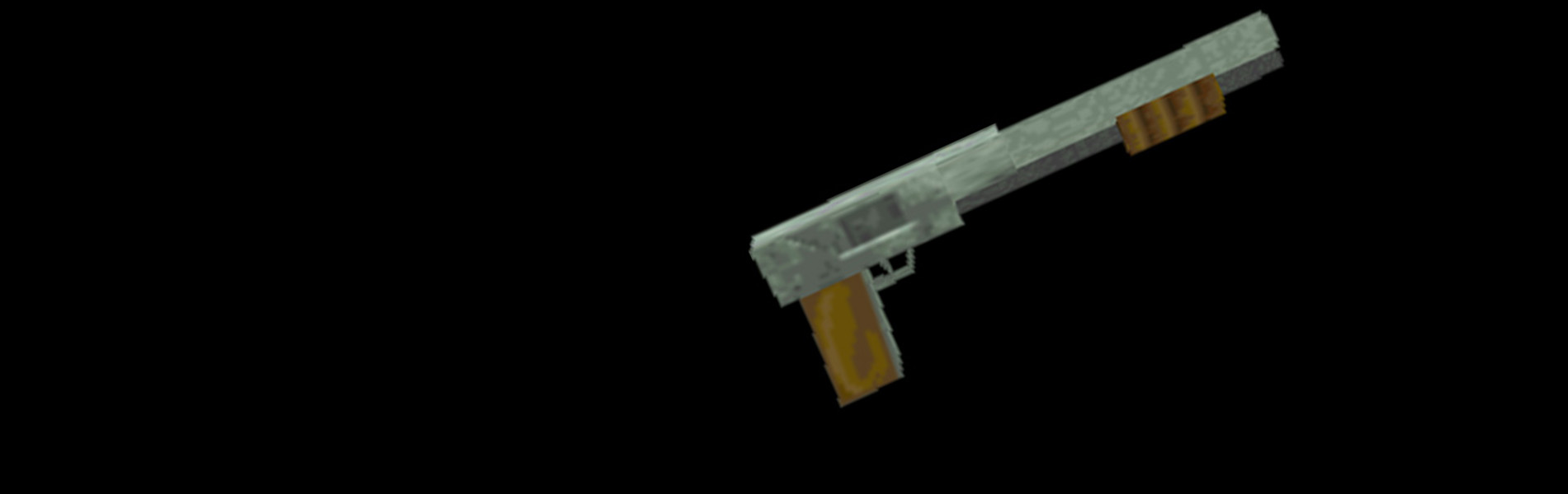 Le fusil à pompe