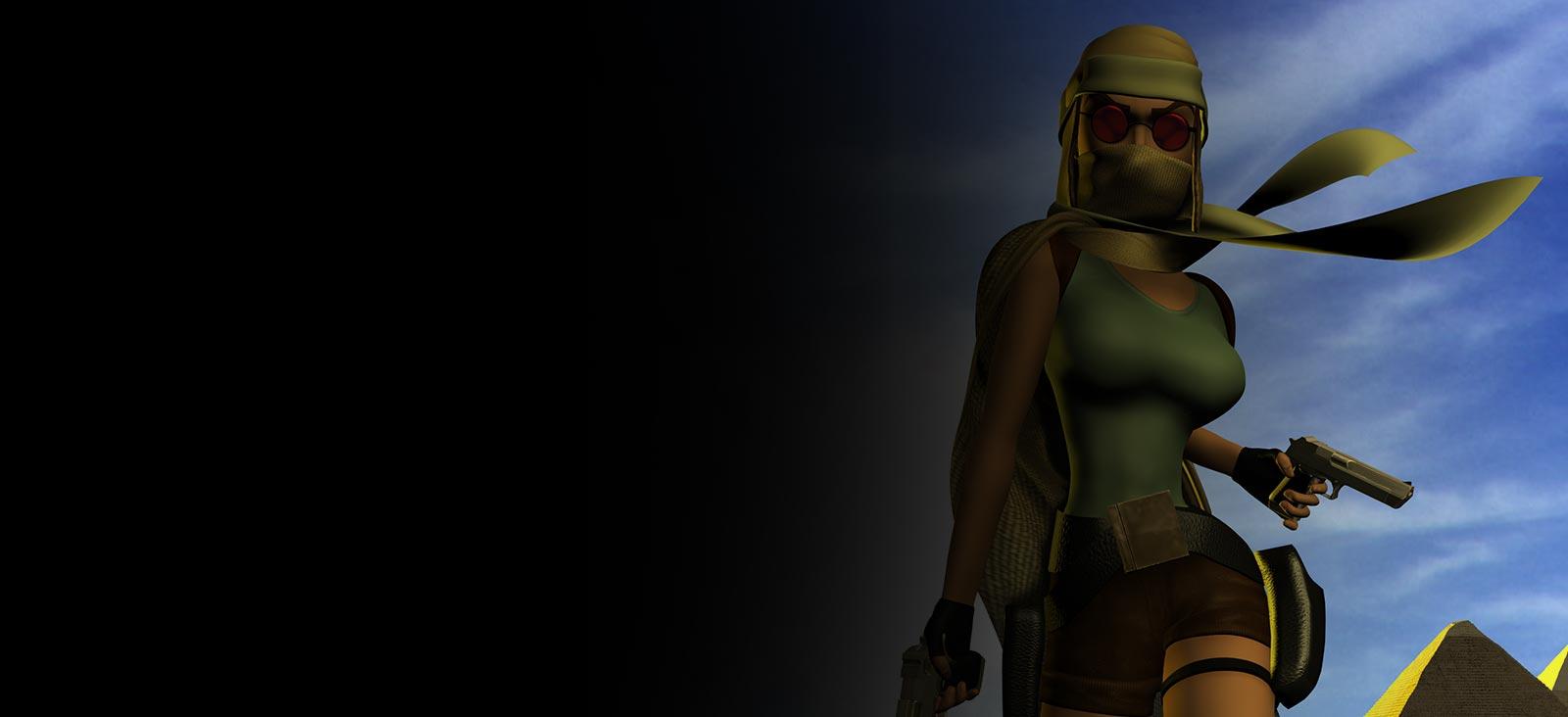 Les personnages de Tomb Raider 4
