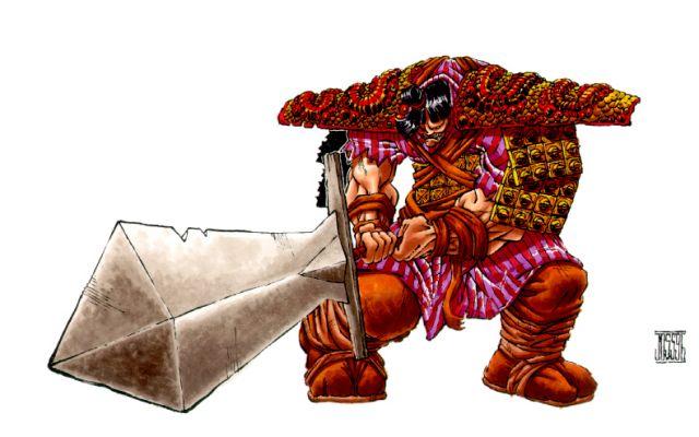 tomb-raider-ii-concept-art-12---1997_27103497910_o