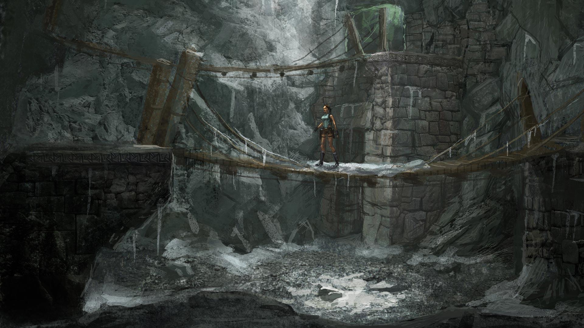 Lara Croft, trompée