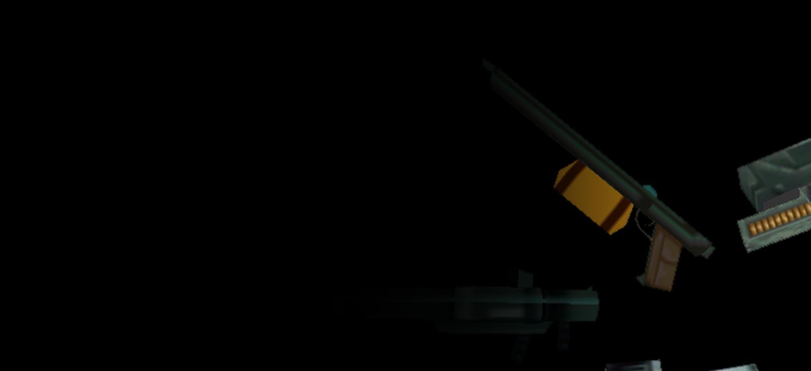 Fusil à Harpons