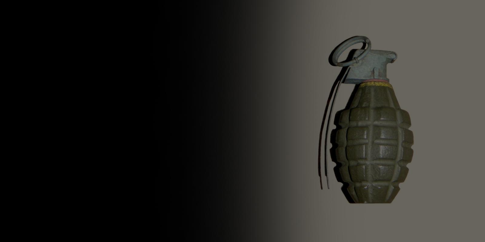 Mk 2 hand grenade