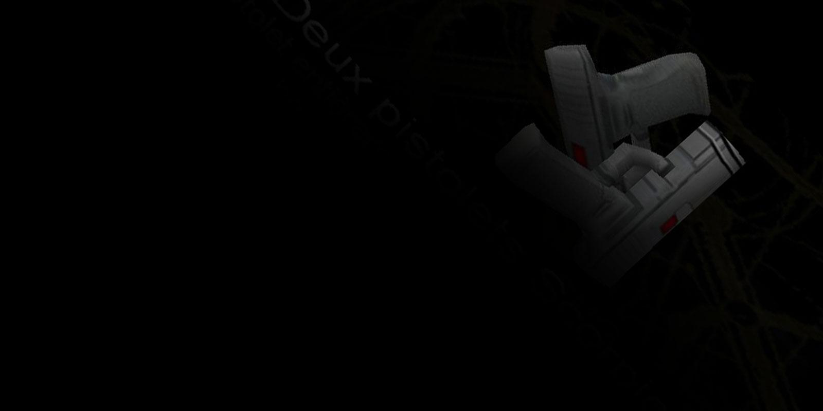 Deux pistolets Scorpion X