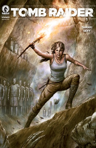 Tomb Raider vol. 2 – 01